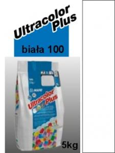 MAPEI ULTRACOLOR PLUS 5kg 100 biały GAT I